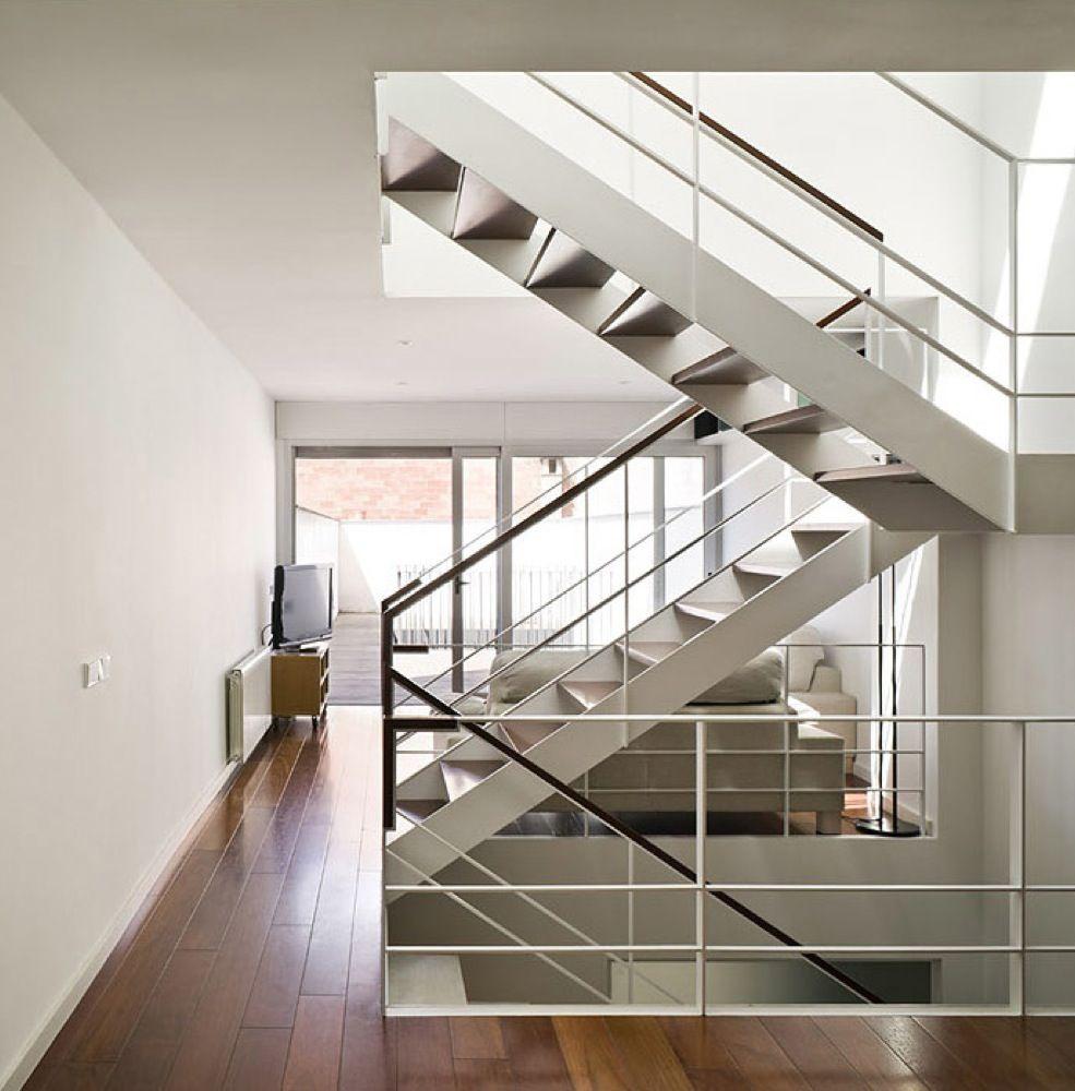 house sabadell sabadell barcelona espaa arquitectes arquitectes diseo eat diseo casa int escaleras