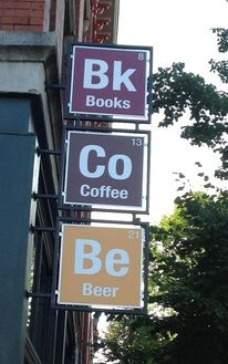 Elements Books Coffee Beer Beer Shop Bookstore Cafe Beer