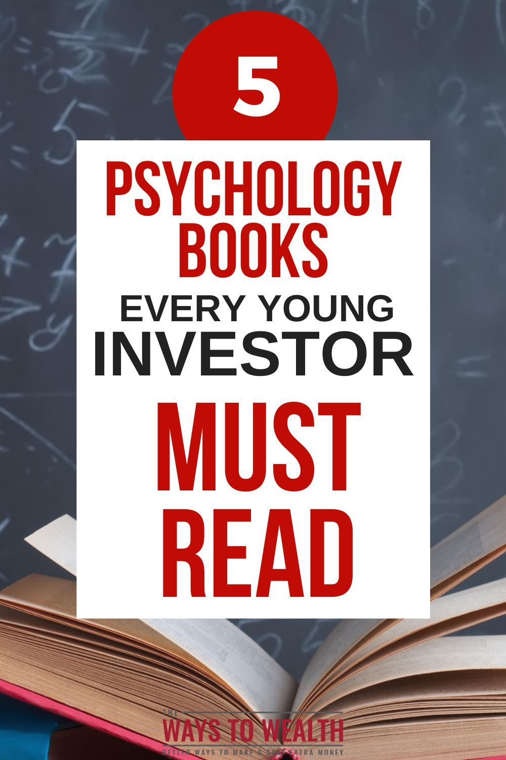 5 Psychology Books Every Young Investor Must Read Finance Books Psychology Books Finance
