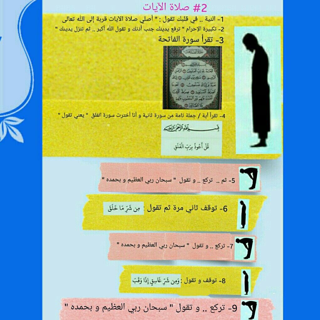 2صلاة الآيات خسوف كسوف رياحمراء صفراء سوداء زلزال إلخ Pie Chart Chart Oly