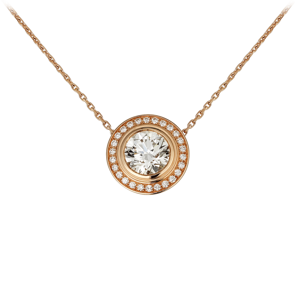 554bfa98e Cartier d'Amour necklace | Cartier Jewelry in 2019 | Cartier ...