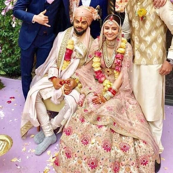 How To Get Anushka Sharma's Bridal Look For Less | Indian ...