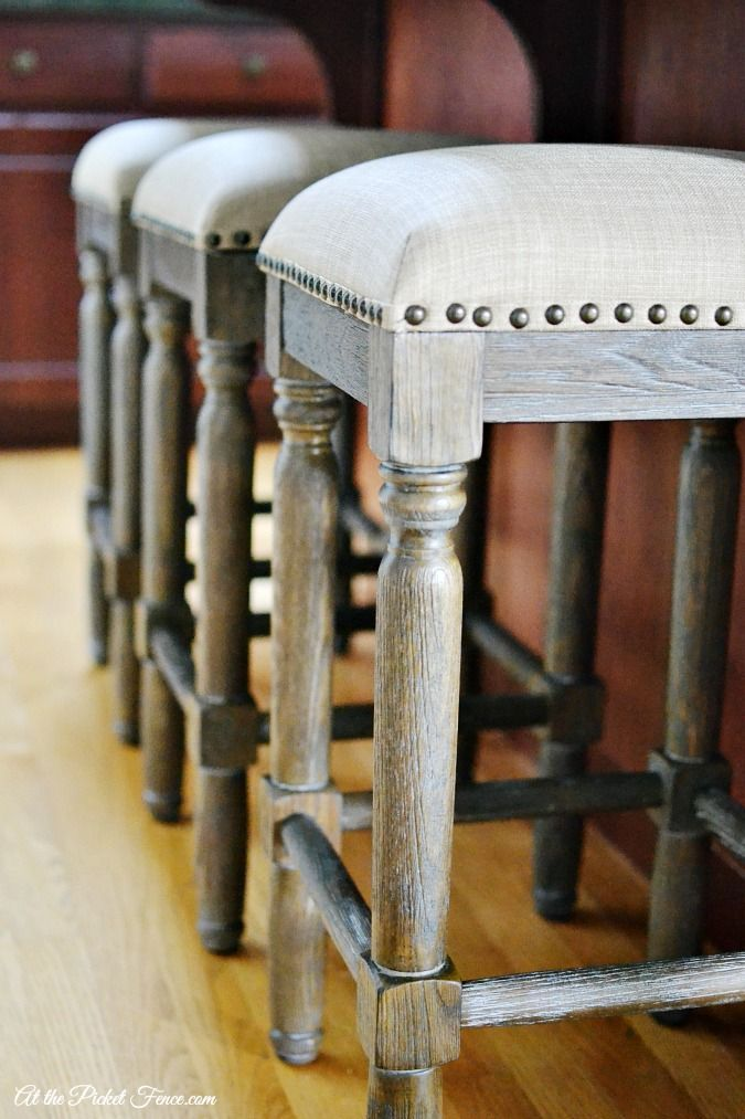 New Kitchen Island Stools At The Picket Fence Stools For Kitchen Island Island Stools Kitchen Stools