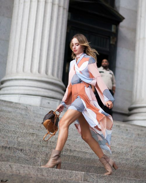 Photo by Chris Smart #streetstyle #fashion