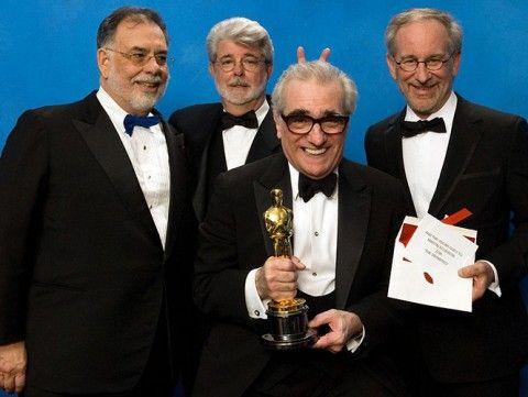 Scorsese, Coppola, Lucas & Spielberg