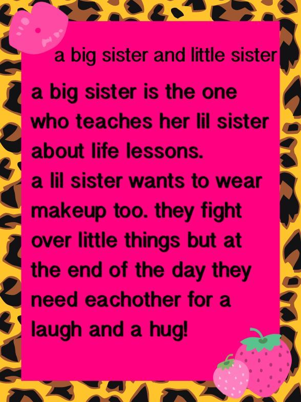 Love My Big Sister Quotes Unique Quotes About Sisters  Google Search  Sister  Pinterest