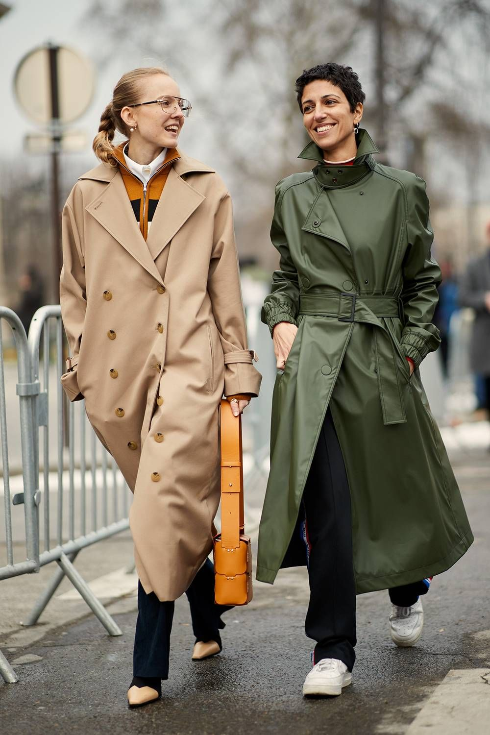 The Latest Street Style From Paris Fashion Week Fall 2018 #streetstyleclothing