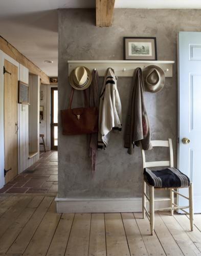 bois, parquet, carrelage Simplicity Pinterest Recibidor - paredes de cemento