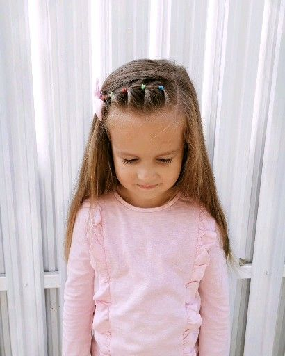 Детские прически / Hair style -   18 dressy hairstyles For Kids ideas