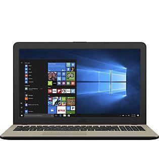 Asus 15 6 Laptop Intel Core I7 8gb Ram 1tbhybrid Drive Qvc