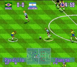 International Superstar Soccer Deluxe Batistuta Attacking Soccer Superstar Soccer Field