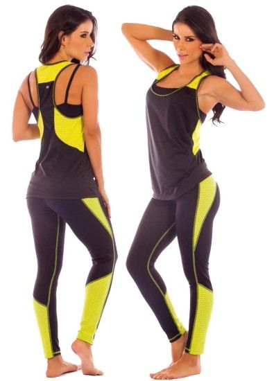 Protokolo 059 Women Athletic Clothing Workout Sportswear Gym Apparel ... 50b37130f7