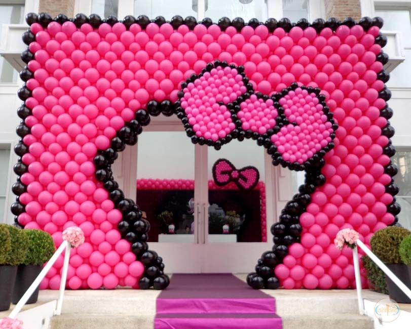Fotos Cenario Baloes Com Imagens Aniversario Monster High