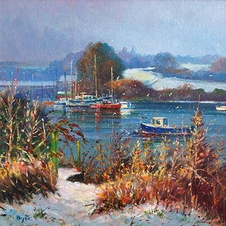 Sunlight across the Snow, Penryn. Original painting by Artist Ted Dyer. www.johndyergallery.co.uk450 × 449Buscar por imagen Sunlight across the Snow, Penryn mario sanzone painter - Buscar con Google