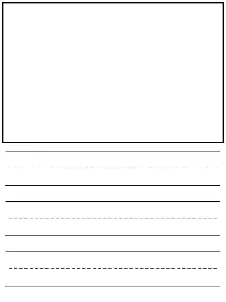 Worksheet Printable Kindergarten Writing Paper Preschool With Lines Template Free 46 Marv Kindergarten Writing Paper Lined Writing Paper Kindergarten Writing