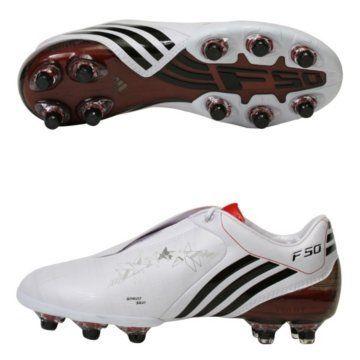 adidas F50 i Tunit, – Zapatos de fútbol Hombre, Blanco