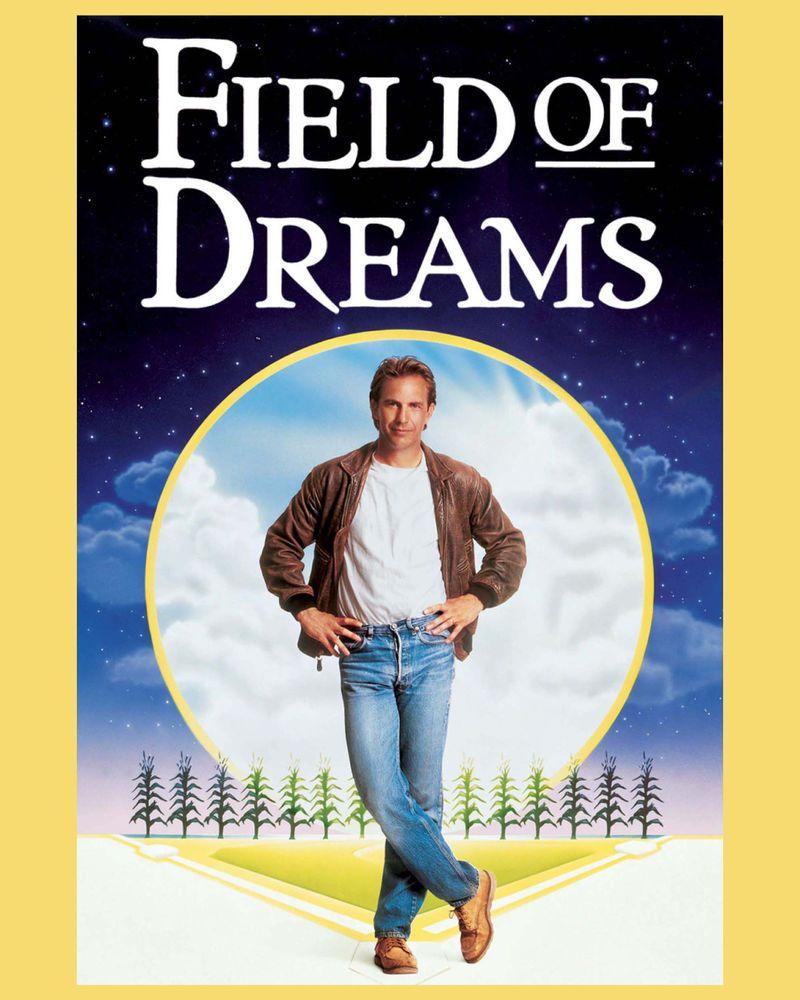 Detalhes Sobre Field Of Dreams Kevin Costner Poster Do Filme