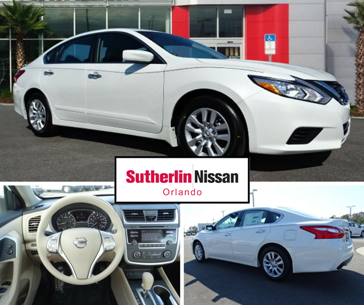 Pin by Sutherlin Nissan on Nissan Altima in Orlando | Nissan