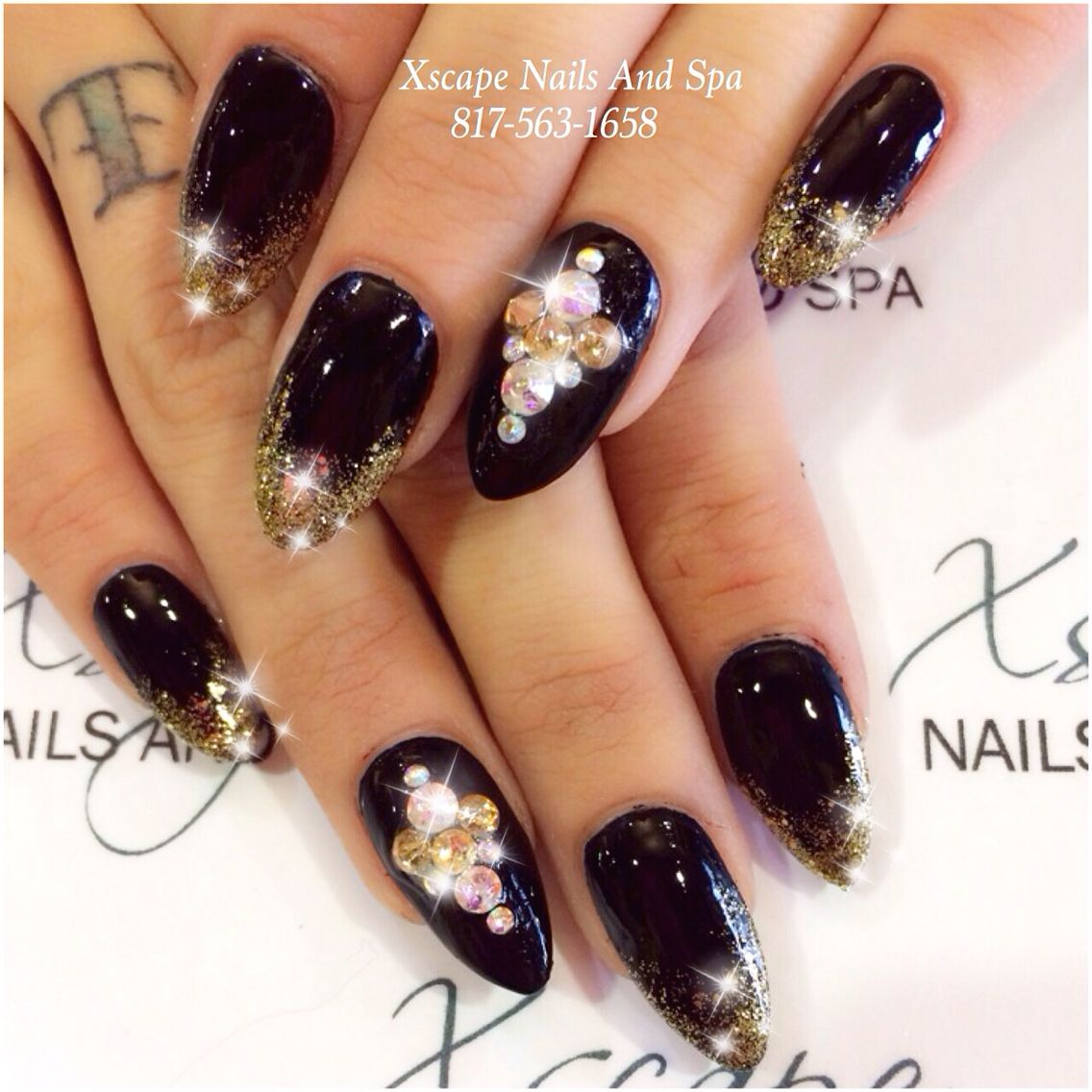 New Years nail designs   Cute Nails Designs   Pinterest   Makeup