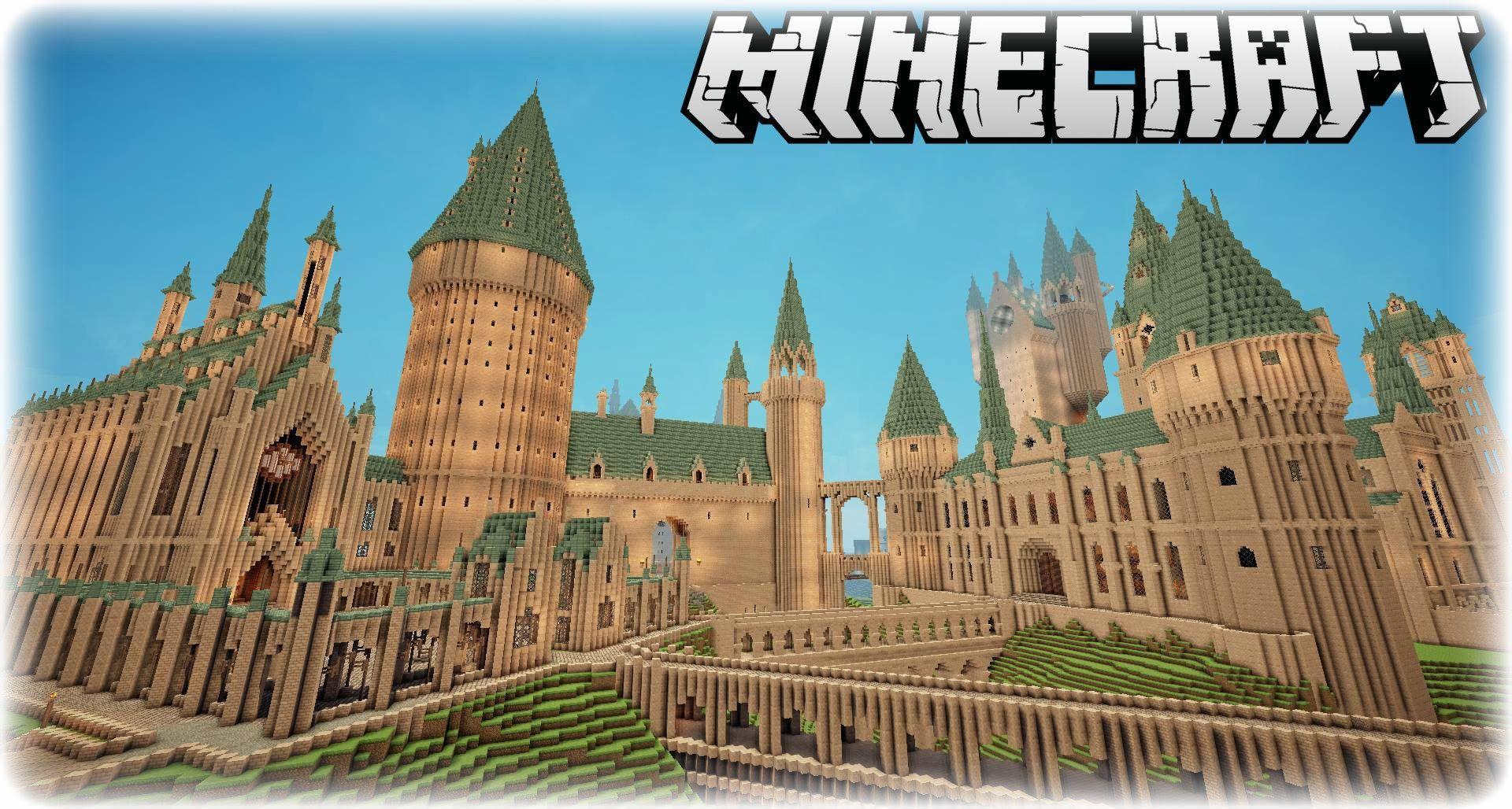 Remarkable Minecraft Hogwarts Harry Potter Replica Adventure Map 1 7 10 Hogwarts Minecraft Hogwarts Adventure Map