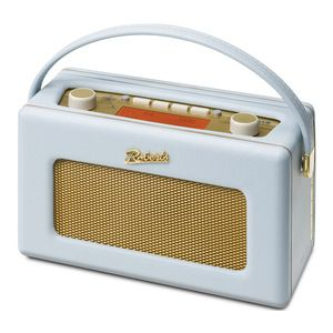 Roberts Radio 50`s Revival in a Box Retro Vintage Design Radio seen ...