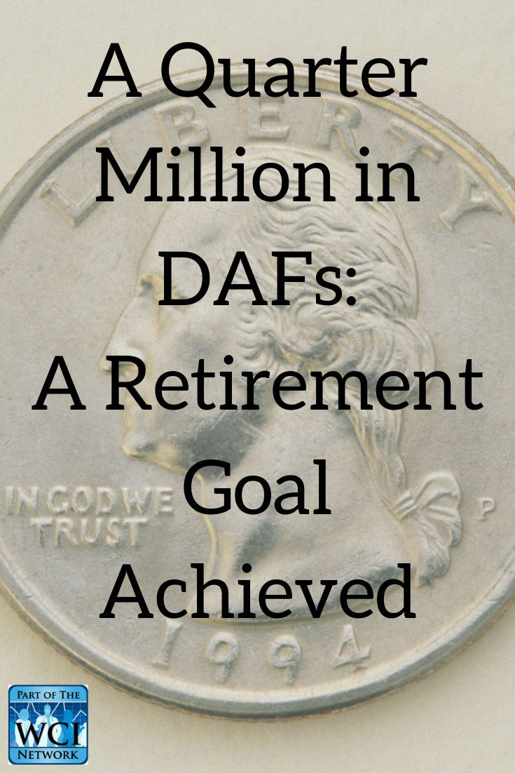 Physician on FIRE may be retired from medicine but he and his family are still making charitable giving a top priority via their Donor-Advised Fund (DAF). #physician #retirement #charitablegiving #donations #DAF #donoradvisedfunds #vanguardcharitable