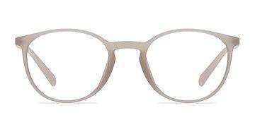 edf0e665b51 Clear White Dinah - Classic Plastic Eyeglasses