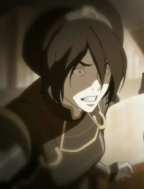 Toph Bei Fong In The Legend Of Korra With Images Avatar