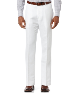 Perry Ellis Big /& Tall Linen Suit Pant Mens Big and Tall