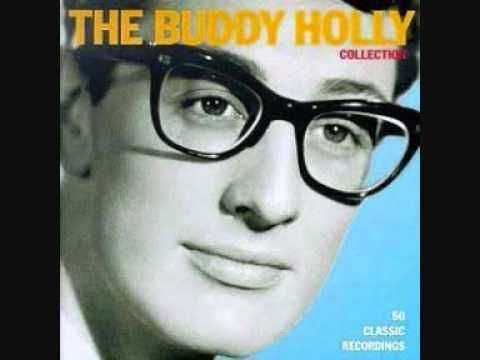 Buddy Holly - Rave on! - YouTube  Ah the memories