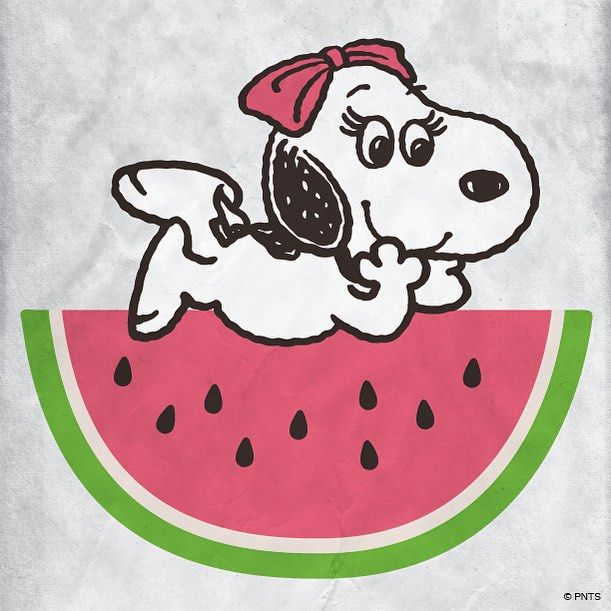 Celebrating #watermelonday