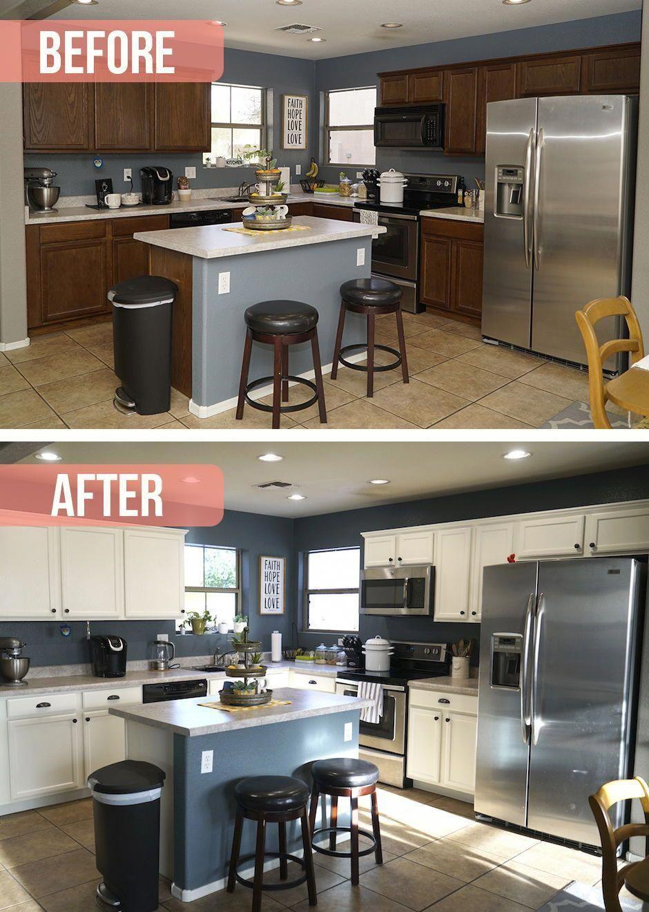 Lowes Kitchen Renovation Panosundaki Pin