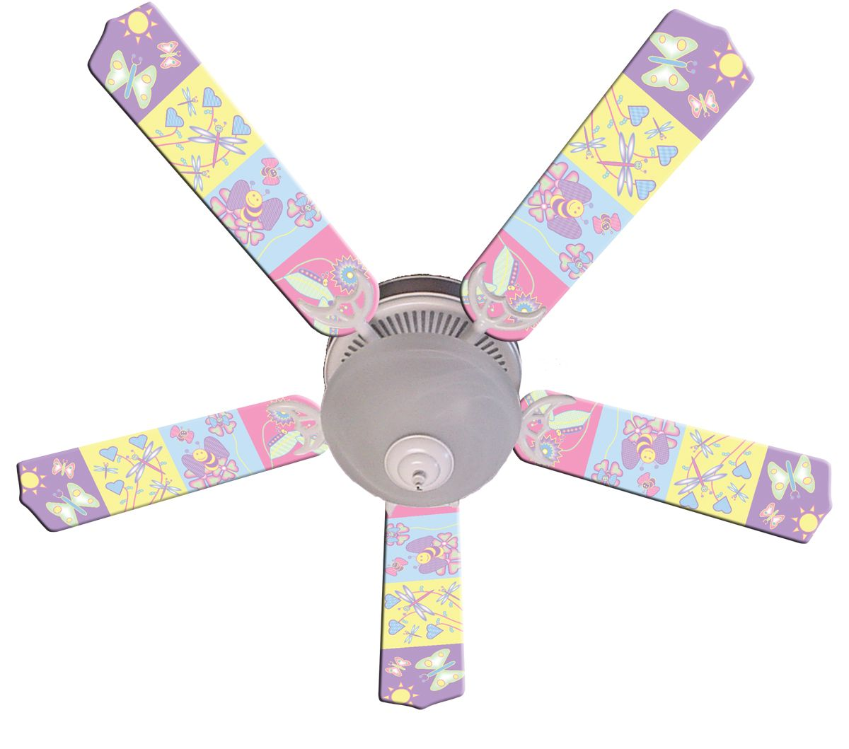 Baby nursery happy wings ceiling fan 52 ceiling fans ceiling and baby nursery happy wings ceiling fan 52 aloadofball Image collections