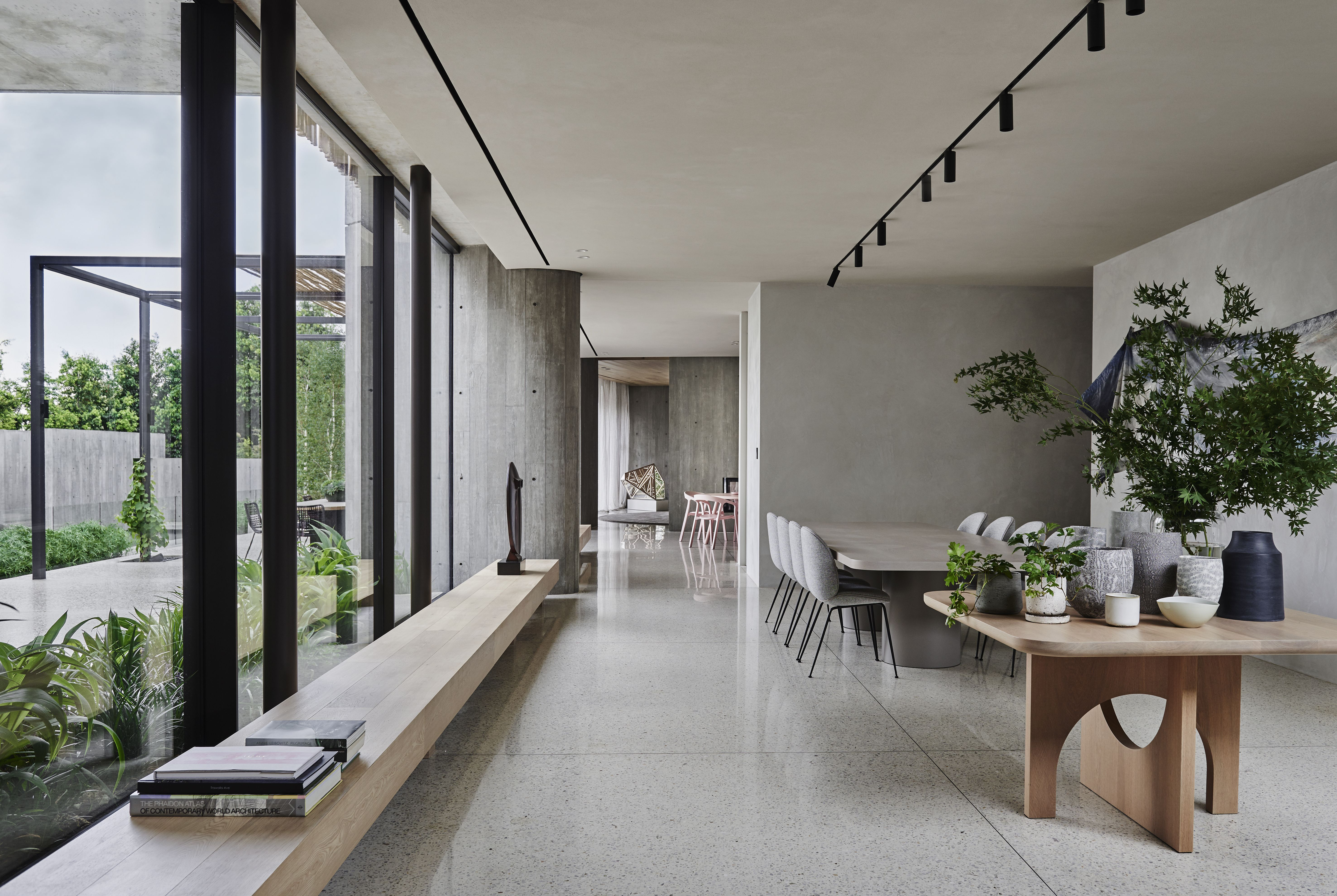 Twig House by Leeton Pointon Architects + Interiors, and Allison ...