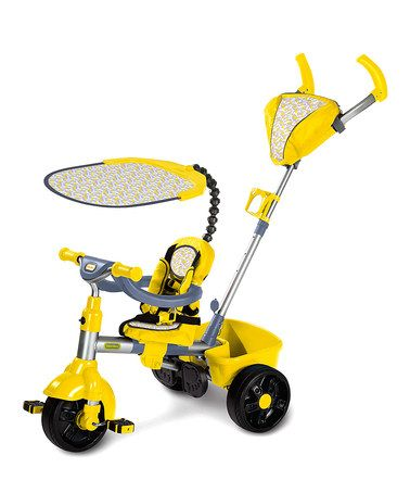 Take a look at this Yellow Movi Three-in-One Trike by Little Tikes on #zulily today!