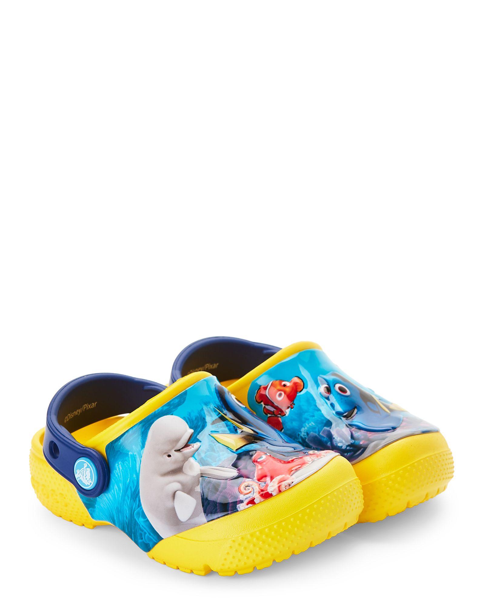 16c34d8fc Crocs (Toddler Kids Boys) Finding Dory Crossband Clogs