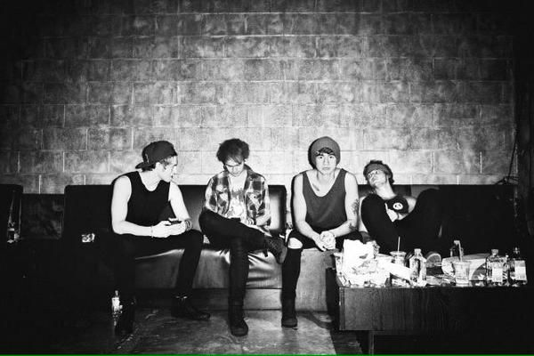 5 Seconds of Summer - promo for LIVESOS