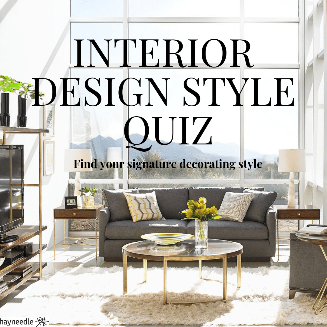 Interior Design Style Quiz What Is My Decorating Style