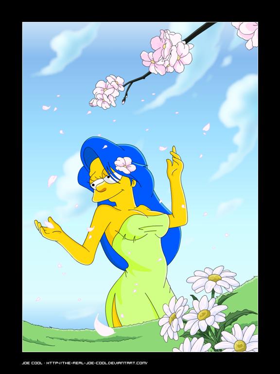 lisa playboy Simpsons