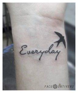 Frase: Everyday