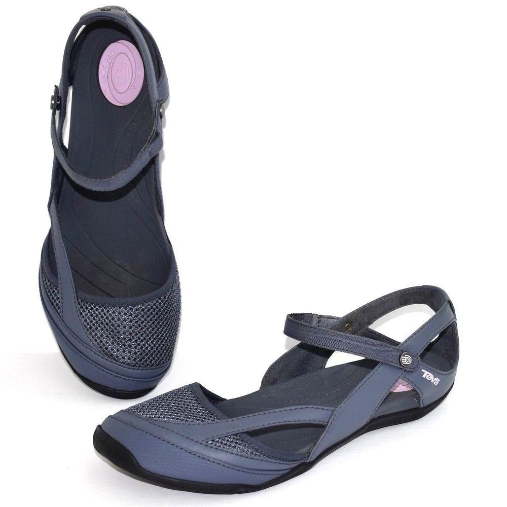 67855947693a Teva Womens Shoes Northwater 9.5 Flats Sandals 1005490 Mary Jane Sport  Vegan  Teva  SportSandals  Casual