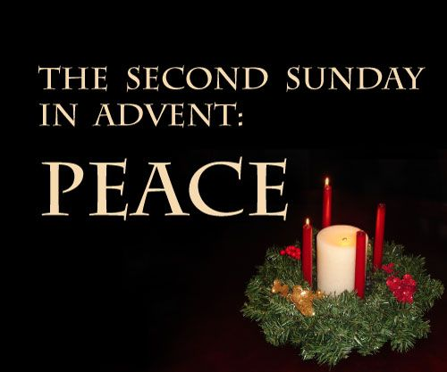 Image result for second sunday of advent images