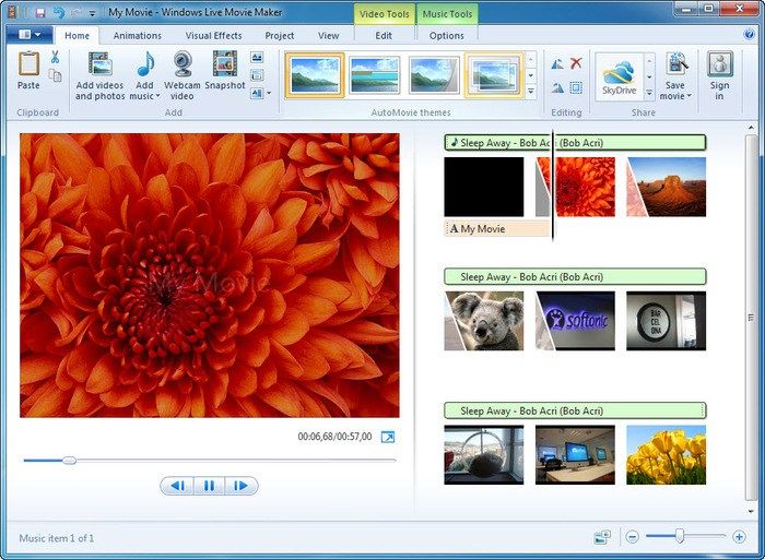 Windows Live Movie Maker Free Download Latest Version For Windows Pc