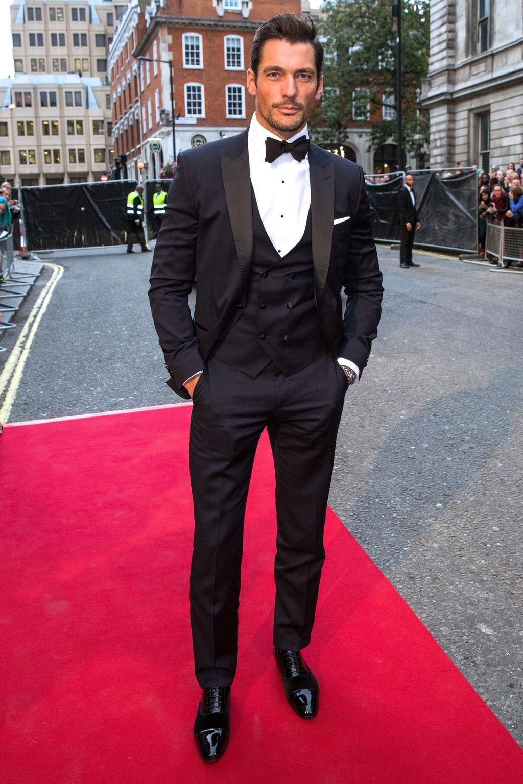 British gq on fatos e casamento be the most stylish man at your next black tie event like dgandyofficial http ccuart Choice Image