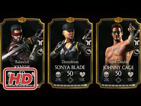 Mkx Mobile: 25% Discount on Spec Ops Characters! Overpowered
