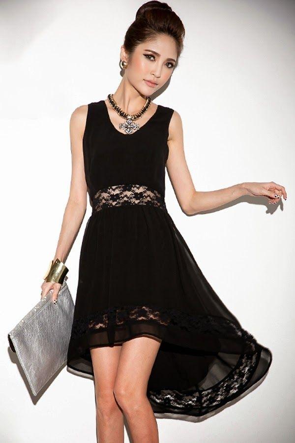 fantsticos vestidos elegantes