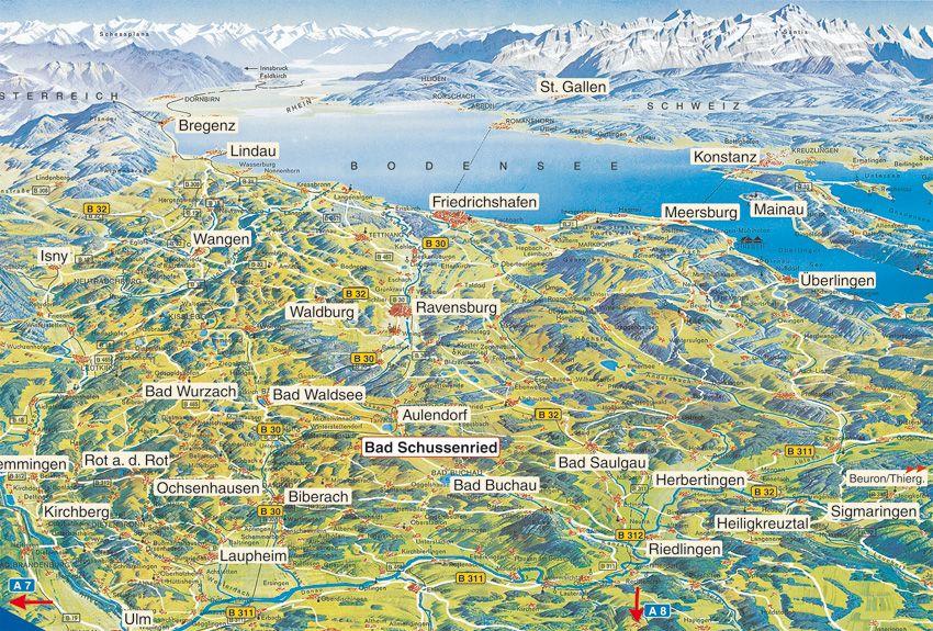 Ausflugsziele Oberschwaben Ausflugsziele Ausflug Schone Landschaften