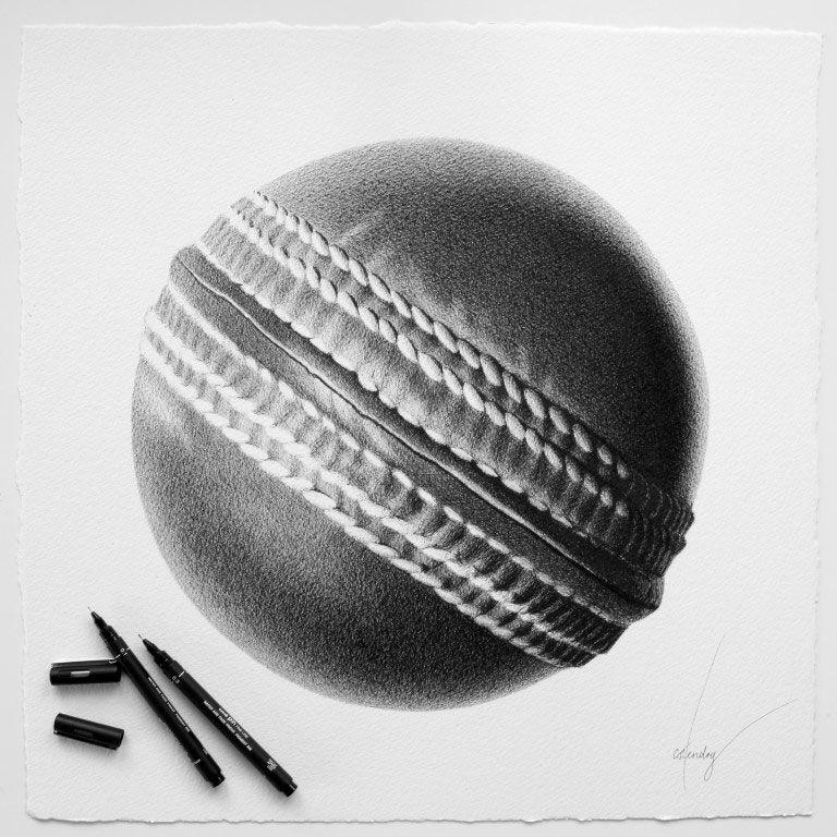Cj Hendry Balle Zeichnen
