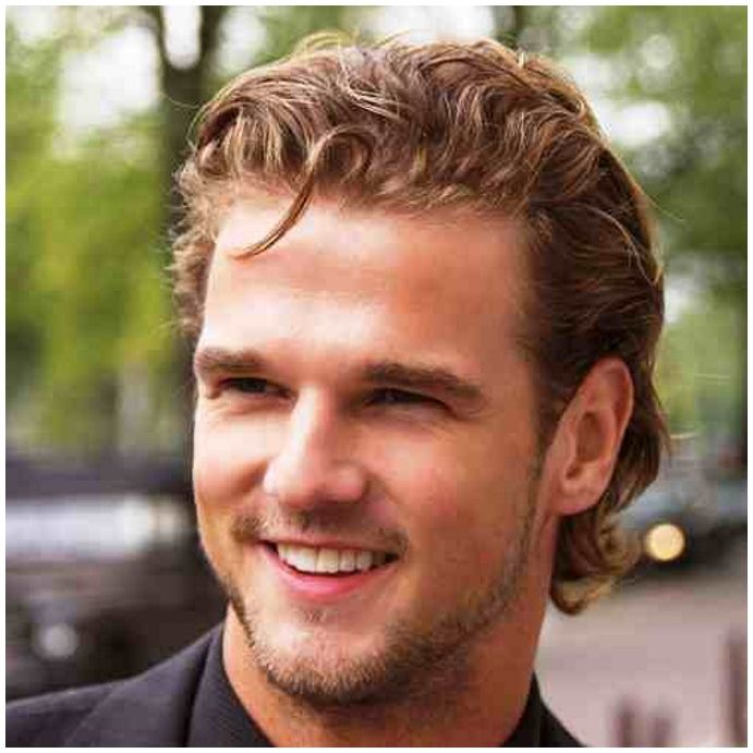 mens long hairstyles for thick curly hair - Great Hairstyles for ...