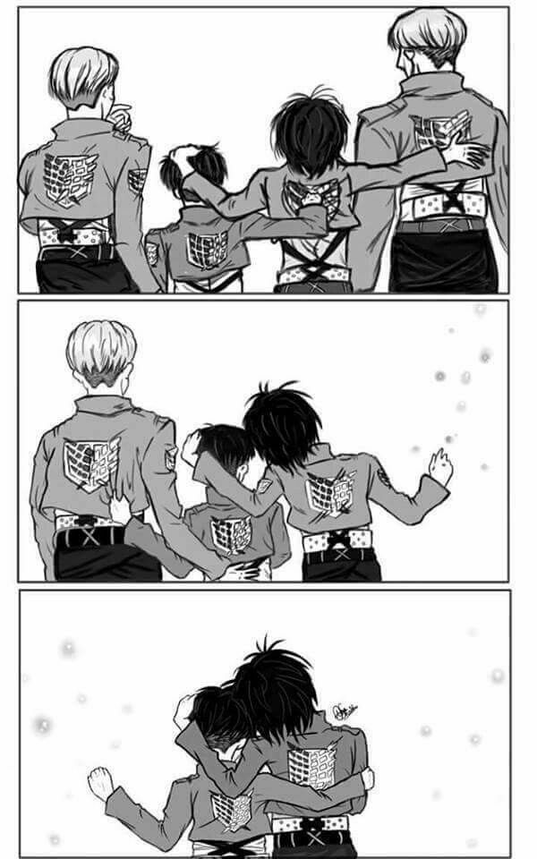 Tambien amo SNK 2♡